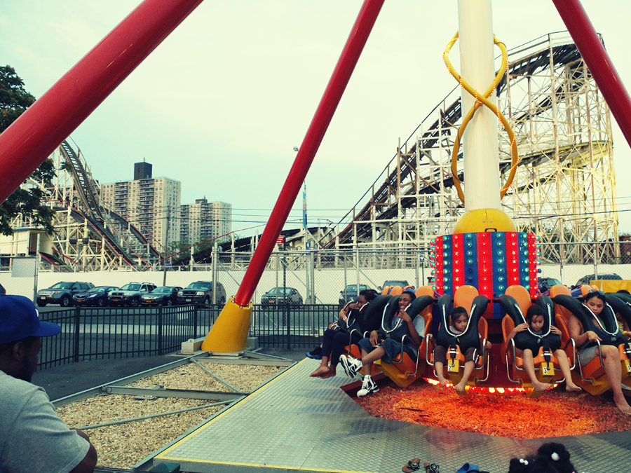 This is Coney Island
